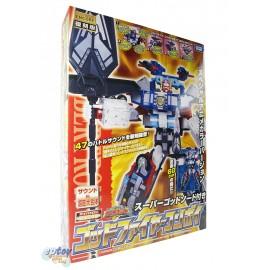 Transformers Encore God Fire Convoy Omega Prime