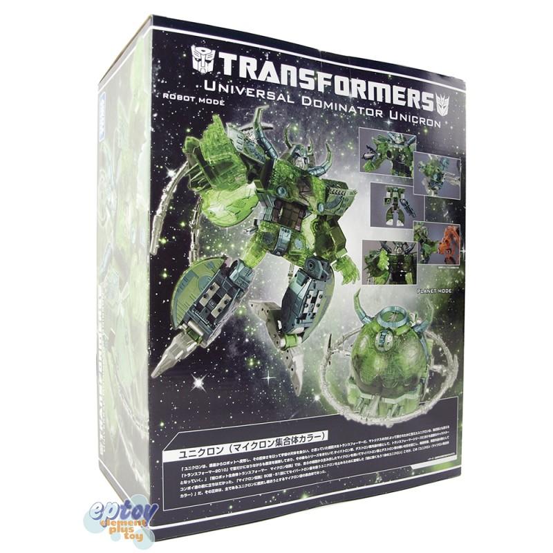 Transformers Encore Universal Dominator Unicron