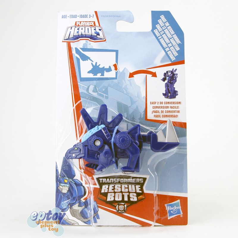 Playskool Heroes Transformers Rescue Bots Chase The Rescue Dinobot
