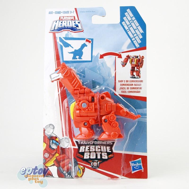 Playskool Heroes Transformers Rescue Bots Heatwave The Rescue Dinobot