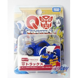 Transformers Choro Q QT-17 Tracks Chevrolet Corvette C7