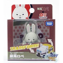 Transformers Choro Q QTC-03 Paper Rabbit Rope