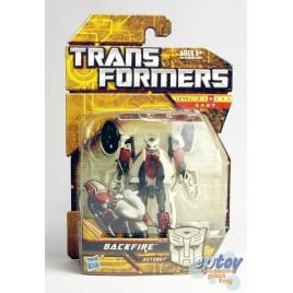 Transformers Scout Class Autobot Backfire