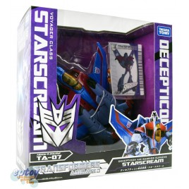 Transformers Animated Voyager Class TA-07 Dtarscream
