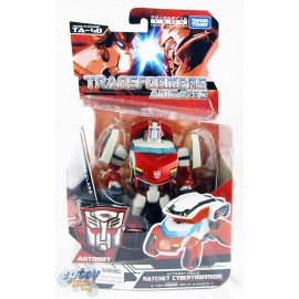 Transformers Animated TA-40 Ratchet Cybertronmode