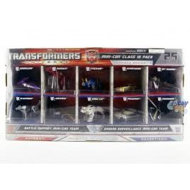 Transformers Universe Armada Series Mini-Con Class 10 Pack