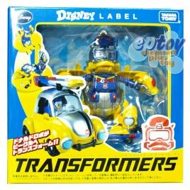 Transformers Disney Label Donald Duck