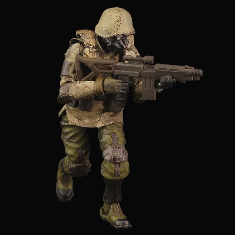 Acid Rain World 88th Sand Team Sand Infantry 2017 Re-Run Version