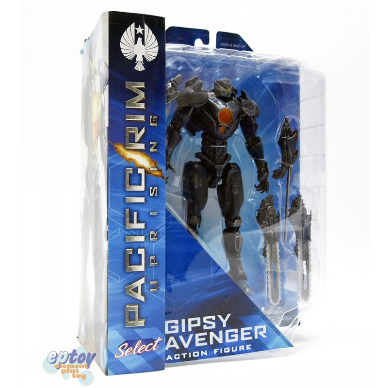 Diamond Pacific Rim Uprising Gipsy Avenger