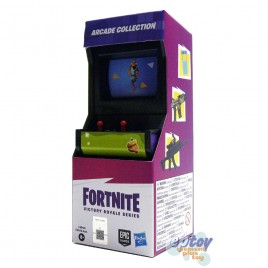Fortnite Victory Royale Series 6-inch Arcade Collection Arcade Machine & 3 Accessories Purple