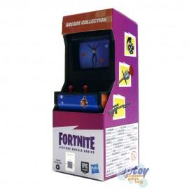 Fortnite Victory Royale Series 6-inch Arcade Collection Arcade Machine & 3 Accessories Orange