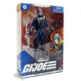 G.I.JOE GIJOE Classified Series 6-inch 06 Cobra Commander