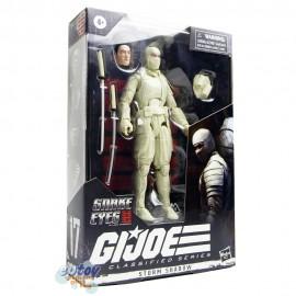 G.I.JOE Origins Snake Eyes GIJOE Classified Series 6-inch Storm Shadown