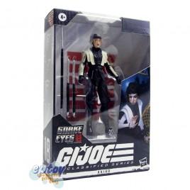 G.I.JOE Origins Snake Eyes GIJOE Classified Series 6-inch Akiko