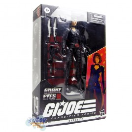 G.I.JOE Origins Snake Eyes GIJOE Classified Series 6-inch Baroness
