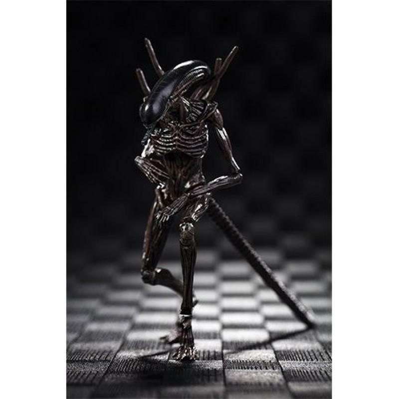 Hiya Toys Exquisite Mini Alien Covenant Xenomorph 1//18 Action Figure