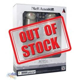 Square Enix NieR Automata Bring Arts Machine Lifeform Set