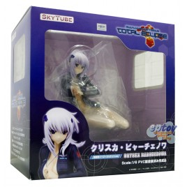 Alphamax Muv-Luv Alternative Kriska Barchenowa UN Force Jacket Ver.