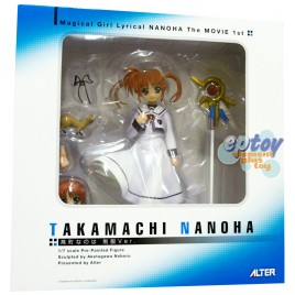 Alter Magical Girl Lyrical Nanoha Takamachi Nanoha Uniform Ver.