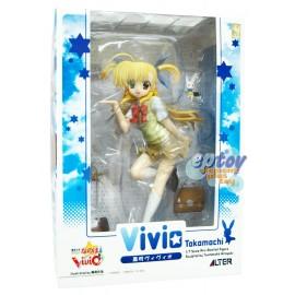 Alter Magical Girl Lyrical Nanoha Vivid Takamachi Vivio
