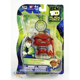 Bandai BEN 10 Alien Force Alien Collection Brain Storm