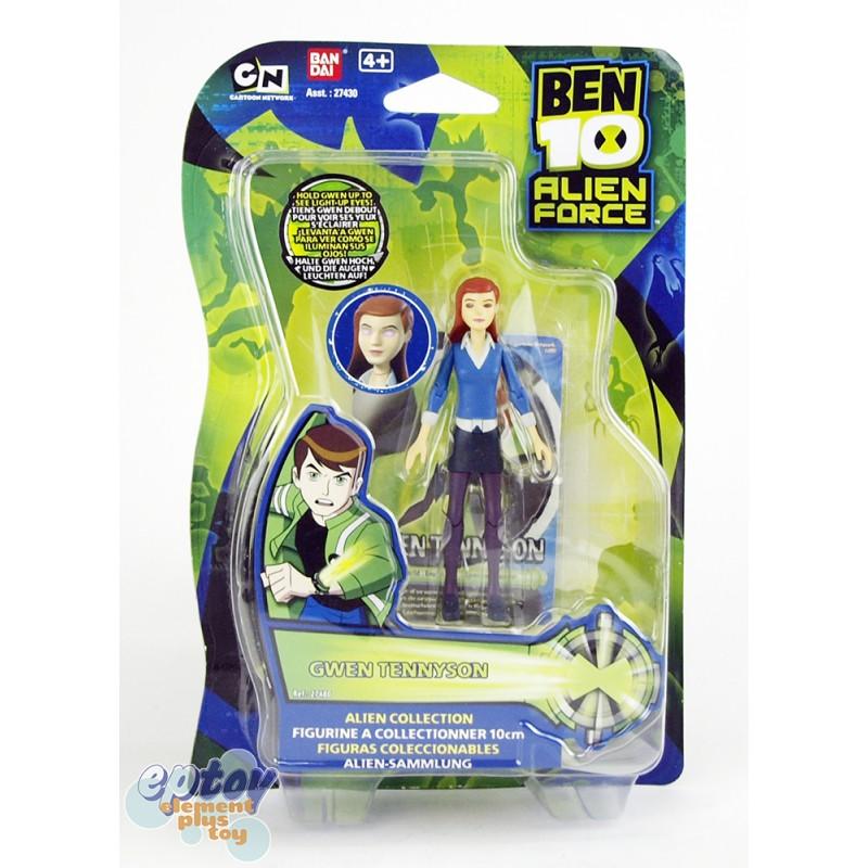 eptoy-Bandai BEN 10 Alien Force Alien Collection Gwen Tennyson