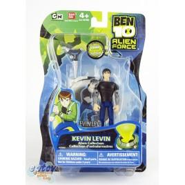 Bandai BEN 10 Alien Force Alien Collection Kevin Levin