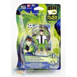 Bandai BEN 10 Alien Force Alien Collection Scoccer Ben