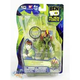 Bandai BEN 10 Alien Force Alien Collection Swampfire