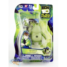 Bandai BEN 10 Alien Force Alien Collection Upchuck