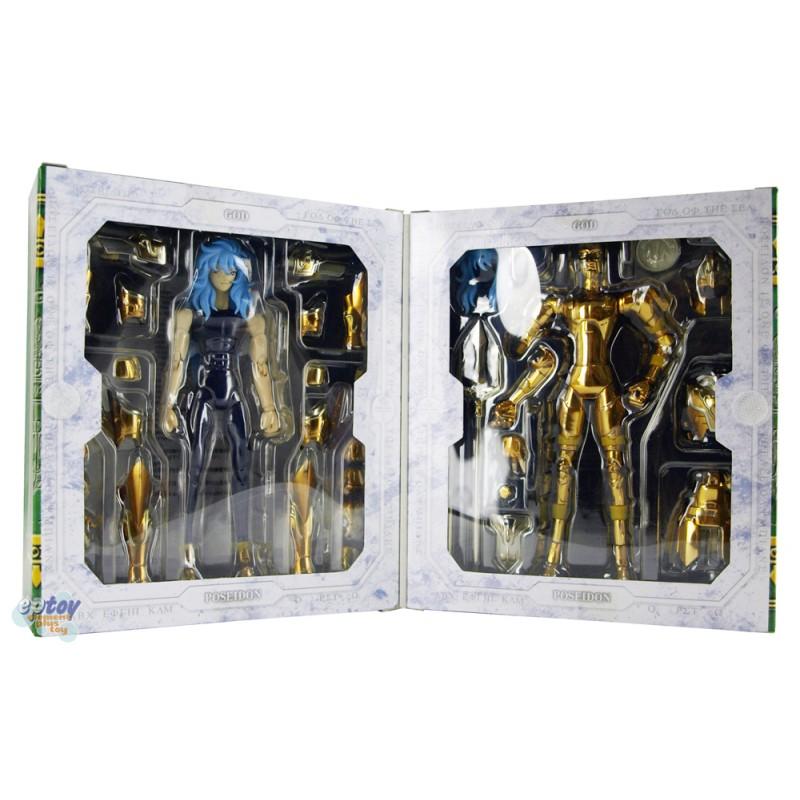 eptoy-Bandai Saint Seiya Saint Myth Cloth God Poseidon