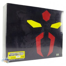 Aoshima Shin Seiki Gokin Neo Getter 1 Black Version Anime Export Original