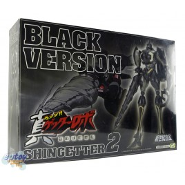 Aoshima Shin Seiki Gokin Shin Getter 2 Black Version
