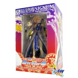 CM's Gutto-Kuru Magical Girl Lyrical Nanoha StrikerS Signum Agito Unison Ver.