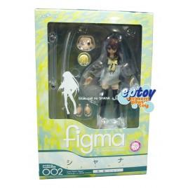 Figma EX-002 Shakugan no Shana Second Shana Black Hair Ver.