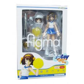 Figma 032 The Melancholy of Haruhi Suzumiya Haruhi Suzumiya Cheerleader Ver.