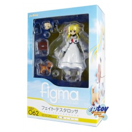 Figma 062 Magical Girl Lyrical Nanoha A's Fate Testarossa: Uniform Ver.