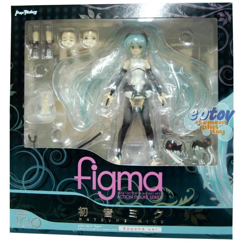 Figma 100 Miku Hatsune Append ver.