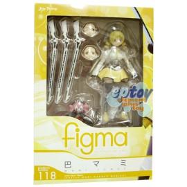 Figma 118 Puella Magi Madoka Magica Mami Tomoe