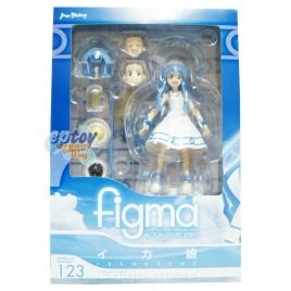 Figma 123 Shinryaku! Ika Musume Squid Girl