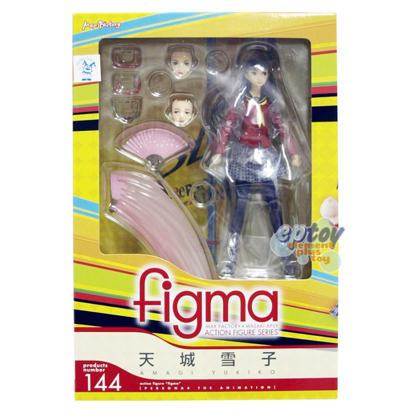 Figma 144 Persona 4 The Animation Yukiko Amagi