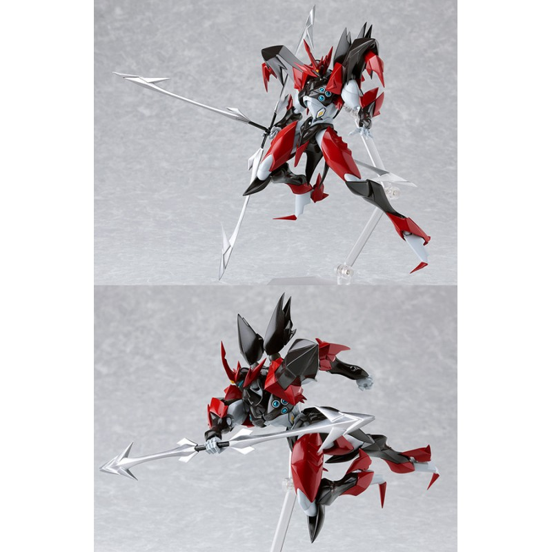 Figma 145 Space Knight Tekkaman Blade Tekkaman Evil