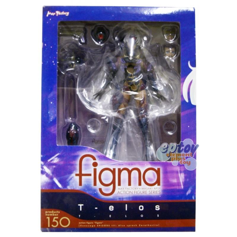 Figma 150 Xenosaga Episode 3 Also sprach Zarathustra T-elos