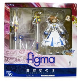 Figma 159 Magical Girl Lyrical Nanoha Nanoha Takamachi Sacred Mode Ver.