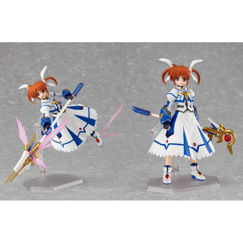Figma 159 Magical Girl Lyrical Nanoha Nanoha Takamachi Sacred Mode Ver.