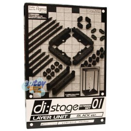 Figma di:stage Extension Set 01 Layer Unit Black Ver.
