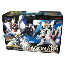 Max Factory MAX ALLOY Metal Armor Dragonar XD-01 DRAGONAR-1