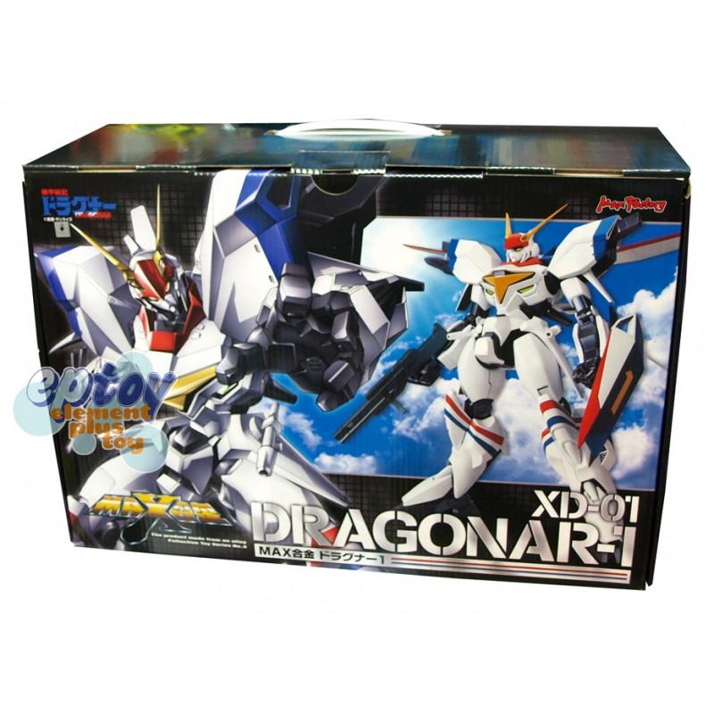 Max Factory MAX ALLOY Metal Armor Dragonar XD-01 DRAGONAR-1