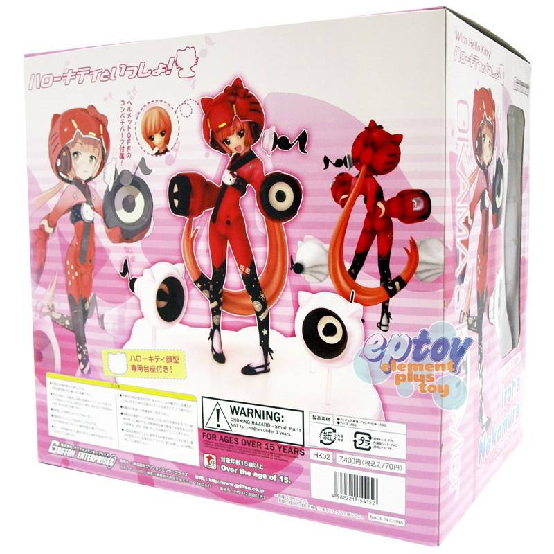 Griffon Enterprises Together with Hello Kitty Nekomura Iroha VOCALOID2 ver.