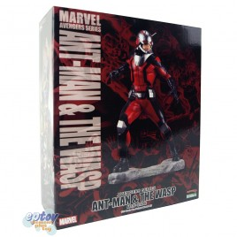 Kotobukiya ARTFX+STATUE Marvel Avengers Series Ant-Man & The Wasp